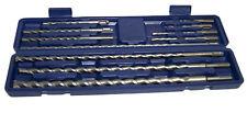 11 Pcs Fits Hilti Bosch SDS Plus Concrete Drill Bit Set 18 Long