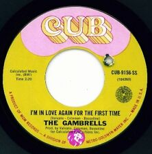 GAMBRELLS -I'm in Love Again for the First Time- N.S.45