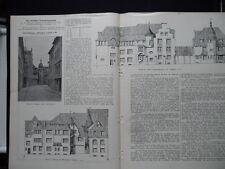 1913 Baurat Enke Jesuitenhof Oberstraße Neuß
