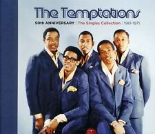 The Temptations - 50th Anniversary: Singles Collection 1961-1971 [New CD] Boxed
