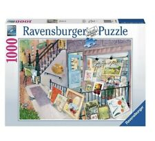 Ravensburger 16813 - Art Gallery 1000 Piece Jigsaw Puzzle - Picture Frames House