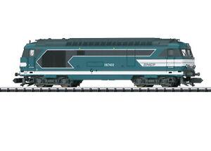 Trix Minitrix 16705 Diesellok Serie BB der SNCF digital mit Soundfunktionen #NEU
