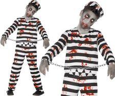 Smiffys - Costume Zombie enfant prisonnier Taille S 5020570048894
