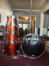 Tama Starclassic Full Bubinga 5 piece ~ Copper Sparkle ~ Made in Japan