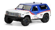 Pro-Line Racing [PRO] 1981 Ford Bronco Clear Body Slash/SC10 3423-00 PRO342300