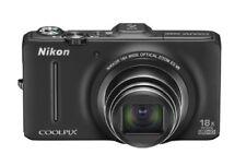 Nikon Digital Camera Coolpix S9300 Roh Bull Black S9300Bk