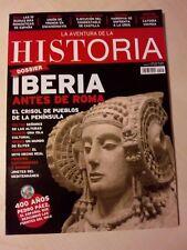 LA AVENTURA DE LA HISTORIA, Nº 238. IBERIA ANTES DE ROMA Y OTROS.