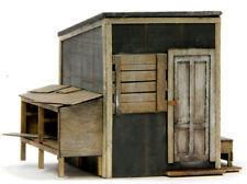 HO SCALE BANTA MODEL WORKS #2144 Lineside Shed