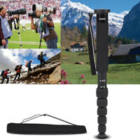 ANDOER PHOTO VIDEO PROFESSIONAL MONOPOD HIKING STICK FOR CANON CAMERA + BAG R8N2