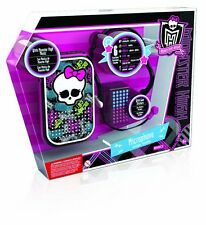 Monster High Creepy Cool Microphone Sing Along Gift Set