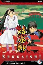 Kekkaishi, Vol. 7, Tanabe, Yellow, Good Condition, Book