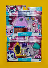 My Little Pony: Friendship is Magic - Rarity and Aloe Boutique Salon Set 2 (New)