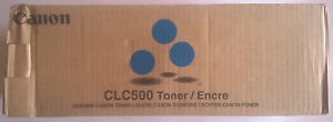 Canon Original Toner CLC500 550 cyan 1426A002  Kodak 1550/1575  Rechn.+ MwSt.