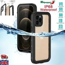 Для iPhone 11 Pro Max XS Max Xr 360 ° полный корпус водонепроницаемый противоударный чехол