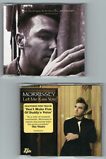 MORRISSEY - The More You Ignore Me / Let Me Kiss You (2 x CD Single) The Smiths