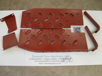 Massey Ferguson Foot Step 135 240 Pair Come with Brackets