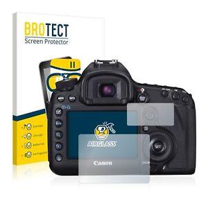 Canon EOS 5D Mark III , BROTECT® AirGlass® Premium Glass Screen Protector