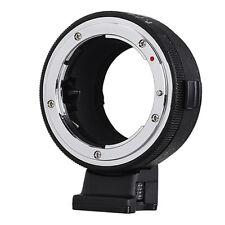 Commlite Adapter - Nikon F Mount Lens to Sony E FE Camera