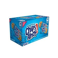 2Pk Chips Ahoy Cookies Concessions Vending School Office Snacks Food Bulk 48Ct