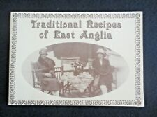 East Anglia Cook Book Traditional Recipes of Regional Cookery 1987 Family Meals