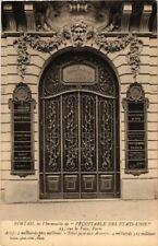 CPA PARIS (1e) 23, rue de la Paix. L'EQUITABLE DES ETATS-UNIS (537136)