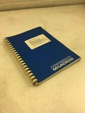 Cincinnati Milacron Service Manual for Arrow 500 / 750 Vmc's w/ A2100E, 91203011