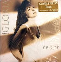 Gloria Estefan CD Single Reach - Europe (EX+/VG+)