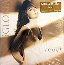 Gloria Estefan ‎CD Single Reach - Europe (EX+/VG+)