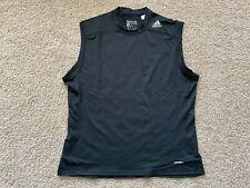 Adidas Climalite Techfit sleeveless compression base layer shirt men 3Xl