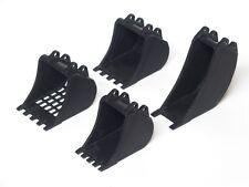 Excavator Bucket set for LEGO Technic: 8043 42006 8294 42053 ESCAVATORE PALA-Set