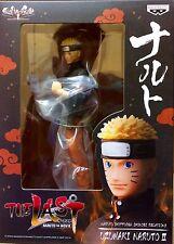 NARUTO DXF SHINOBI RELATIONS Vol. 3 UZUMAKI II BANPRESTO FIGURE NEW NUEVA