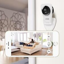 Home Video Camera System Wireless Security Surveillance Night Vision App 720p Hd