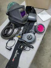 3m Welding Helmet L115 L 156 Gvp 100 111 112 Papr System 2