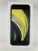 Apple iPhone SE 2nd Gen A2275 - 64GB Black Verified Working