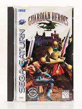 Guardian Heroes (Sega Saturn, 1996)