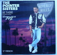 "POINTER SISTERS - Be there (Extended version) - 12""-Maxi > Beverly Hills Cop II"