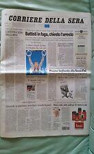CORRIERE DELLA SERA ATENE 2004 23 AGOSTO MONTANO CHECHI CASSINA VEZZALI TRILLINI