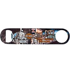 Hill City Harley-Davidson® Collage Bottle Opener