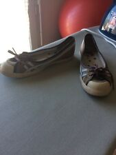 Chaussures plates et ballerines ASICS pour femme   eBay 7266c04df6c3