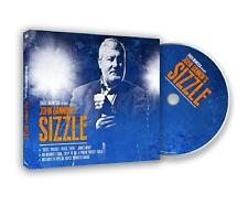SIZZLE DVD & BICYCLE GIMMICKS BY JOHN BANNON & BIG BLIND MEDIA MAGIC CARD TRICKS