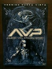 ALIEN VS PREDATOR AVP - VERSION NUNCA VISTA - 1 DVD - PELI DE CULTO - 104 MIN