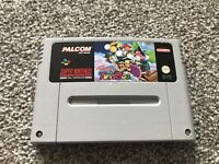 POP N AND TWINBEE SUPER NINTENDO SNES GAME EUR UK PAL *CART ONLY*