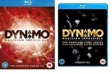 Dynamo - The Magician Impossible TV Series 16 Episodes Complete Blu -ray Box set