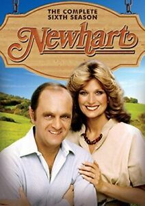 NEWHART: THE COMPLETE SIXTH SEASON NEW DVD