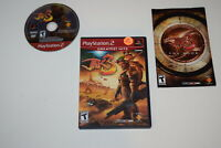 Jak 3 Greatest Hits Playstation 2 PS2 Video Game Complete