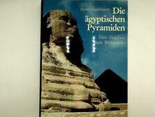 Rainer Stadelmann - Die ägyptischen Pyramiden - 1991