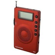 Grundig Tragbare Radios mit Analoganzeige