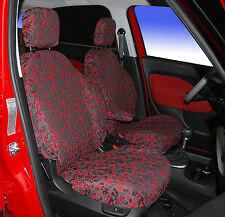 Liners Seats Car Tailored Fiat 500 L (Lounge 2013)