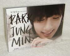 SS501 Park Jung Min Vol.1 The, Taiwan Ltd CD+40P+Postcards