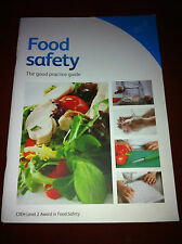 Food Safety Student Training Good practice guide book CIEH Level 2 Award 2012 CW